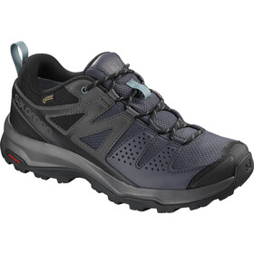 Salomon X Radiant GTX Shoes Damen graphite/magnet/trellis